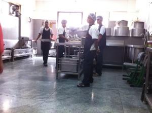 Private School Kitchen