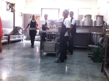 Private School Kitchen